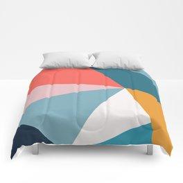 Modern Geometric 34 Comforters