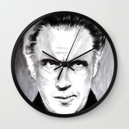 Me Who Has Commanded Nations Wall Clock