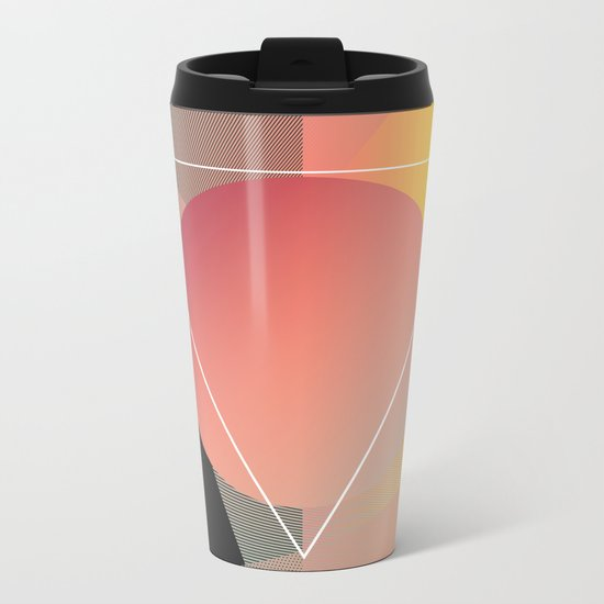 Objectum Metal Travel Mug