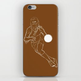 wookie of the year iPhone Skin