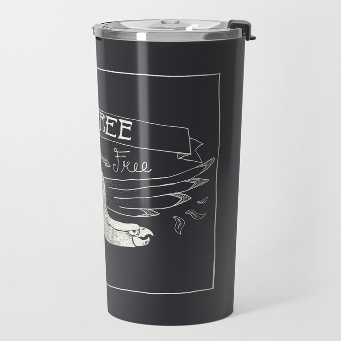Born Free Travel Mug