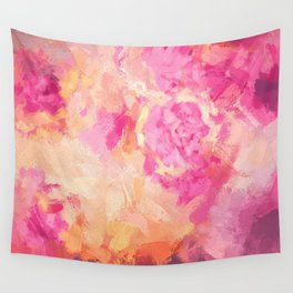 Healing Time Wall Tapestry