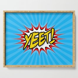 Yeet Serving Tray