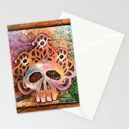 San Francisco Sugar Skull 5 Stationery Cards