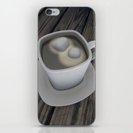 Hot Cocoa iPhone Skin