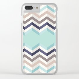 Time Off Clear iPhone Case