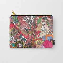 Of the Hare Meadow Carry-All Pouch