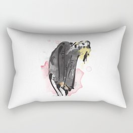 Bent Rectangular Pillow