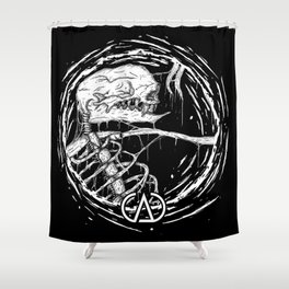 Sloth It Up Shower Curtain