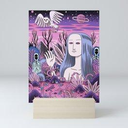 Dreamworld Mini Art Print
