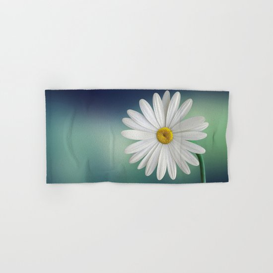 Marguerite Hand & Bath Towel