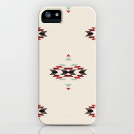 NAVAJO PRINT iPhone Case
