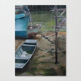 Mutual Help Canvas Print