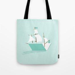Sea of Knowledge Tote Bag