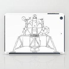 Lunar module iPad Case