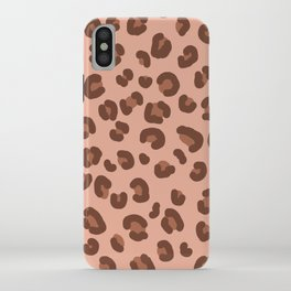 Basic Leopard iPhone Case