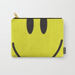 Acid house '91 vintage smiley face Carry-All Pouch