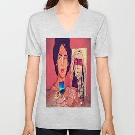 The Artistic Woman Unisex V-Neck