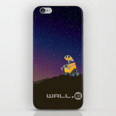 Wall.e iPhone & iPod Skin