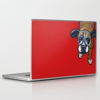 lucy Laptop & iPad Skins featuring Lucy by Pawblo Picasso