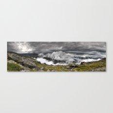 Rising Storm Canvas Print