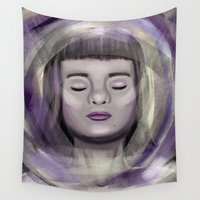 ace Wall Tapestries featuring Ace by erikakettle