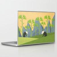 vietnam Laptop & iPad Skins featuring Vietnam by Imagonarium