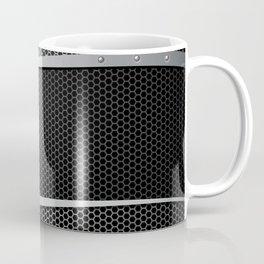 Modern metal Coffee Mug
