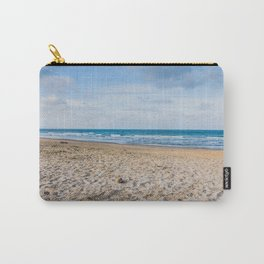 We love beach Carry-All Pouch