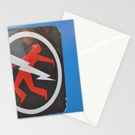 Danger Stationery Cards