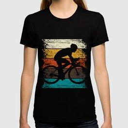 RACING BIKE RETRO Funny Cycling Gift Bicycle Rider T-shirt