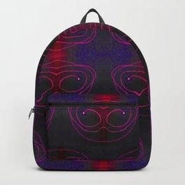 Moon Light pattern 2 Backpack