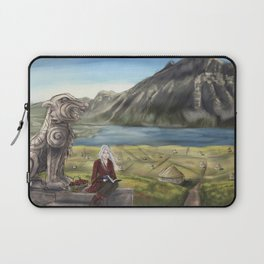 The Village | Woad Laptop Sleeve