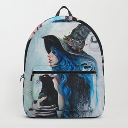 Blue Valentine Backpack