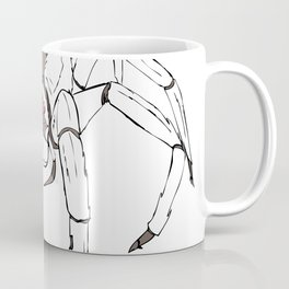 Space Spiders on Prom Day Coffee Mug