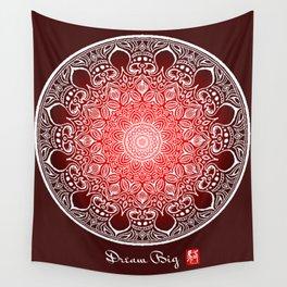 Mandala - Dream Big Wall Tapestry