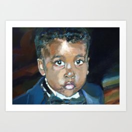 The Ring Bearer Art Print