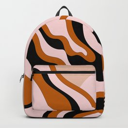 Beautiful Journey - Caramel and Cream Backpack