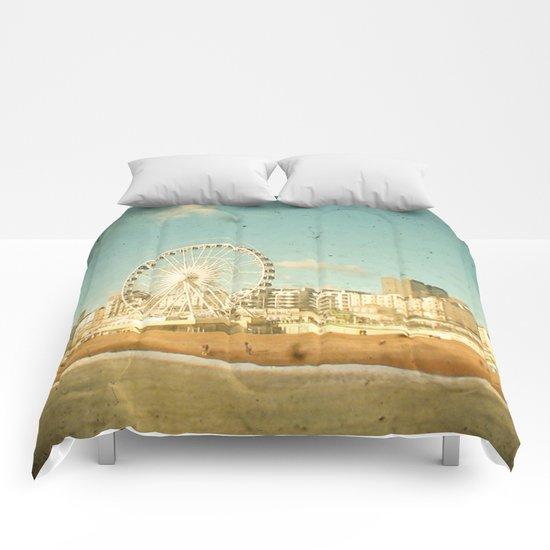 Brighton Wheel Comforters