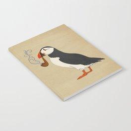 Puffin' Notebook