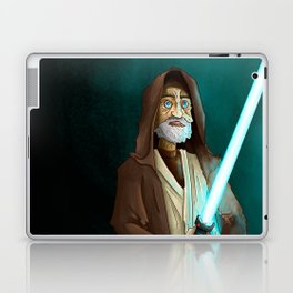 Obi-Wan Kenobi Laptop & iPad Skin