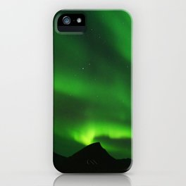 The Northern Lights 07 iPhone Case