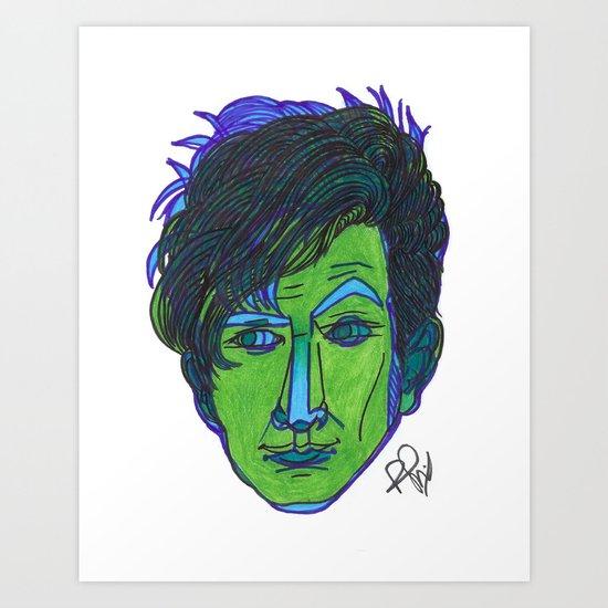 Doctor 11 & 12 Art Print