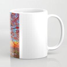 Red forest  Mug