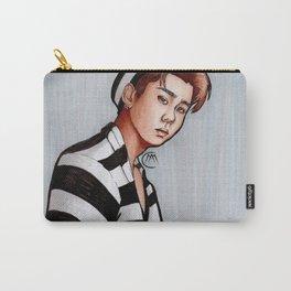 Sad Criminal Carry-All Pouch