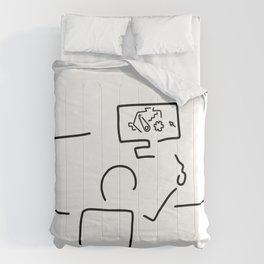 mechanical engineering engineer Comforters