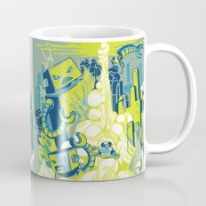 Smash! Zap!! Zooom!! - Annoying Kidd Mug