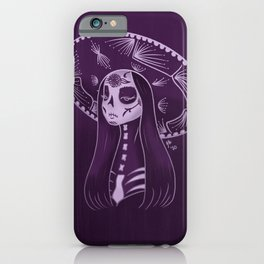 Skull Witch iPhone Case