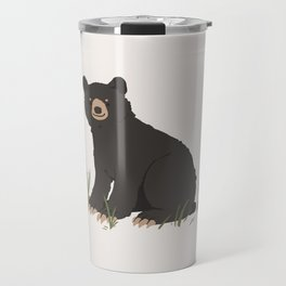 Black Bear Travel Mug