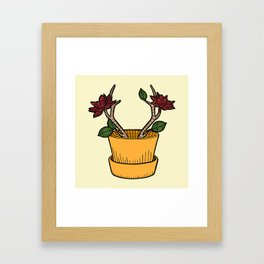 Plantlers Framed Art Print